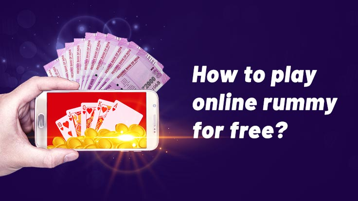 Online rummy app for free