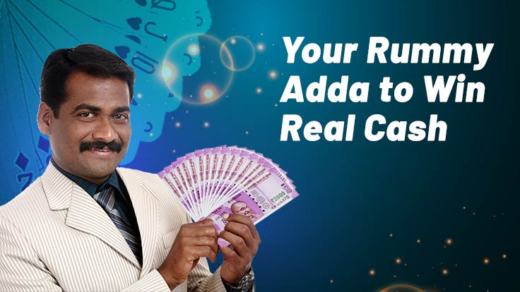 Your Adda to Win Real Cash Prizes by Playing Rummy Online