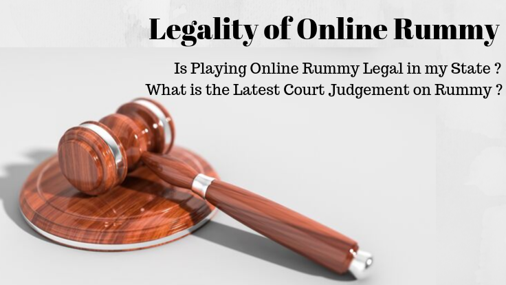 Legality of Online Rummy