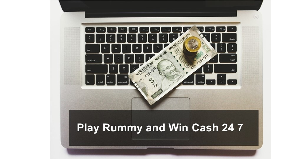 Play rummy 24 7 and win cash everyday